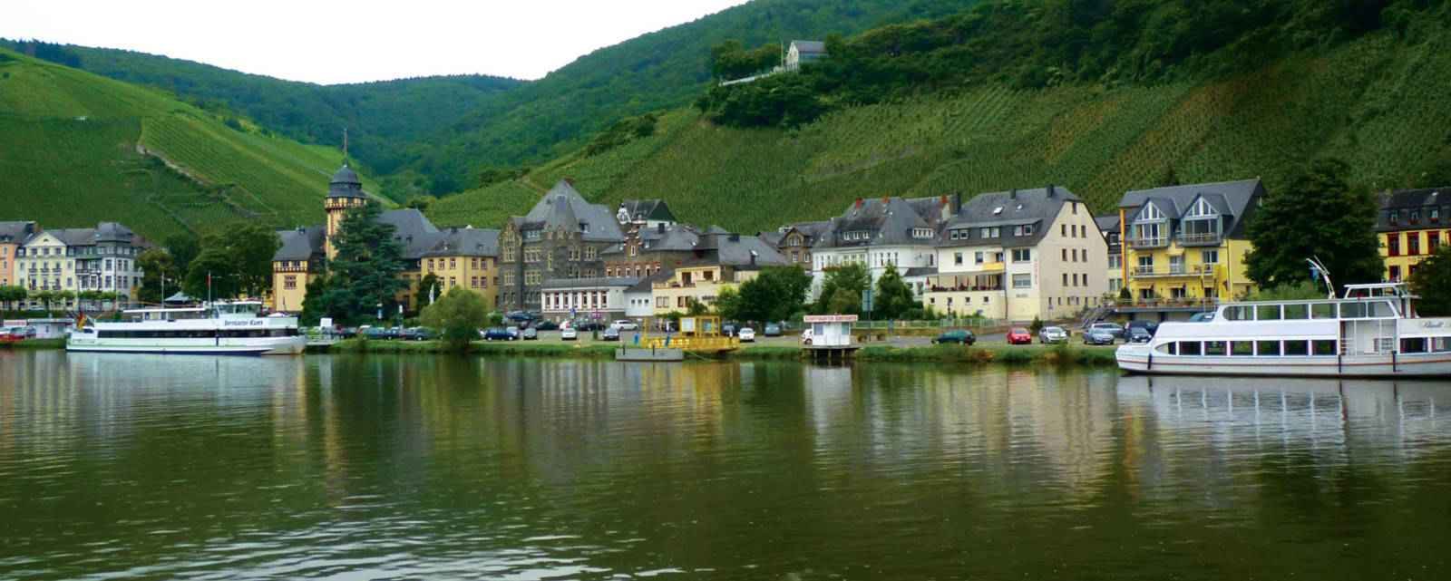 Vineyards of the Rhine & Mosel